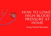 Step by Step Lowering of High Blood Pressure