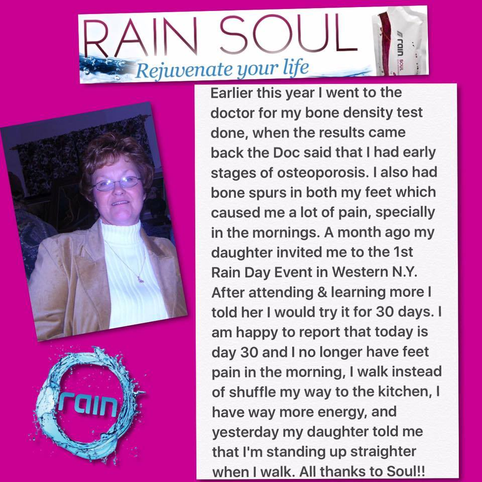 Rain Soul: The Most Powerful Nature's Powerhouse Health Supplement 6