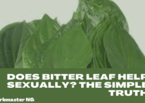 Does Bitter Leaf Help Sexually? The Simple Truth